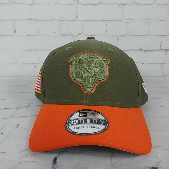 d75e052c Salute to Service New Era Chicago Bears Hat NWT